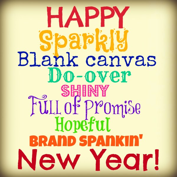 happy spanky new years