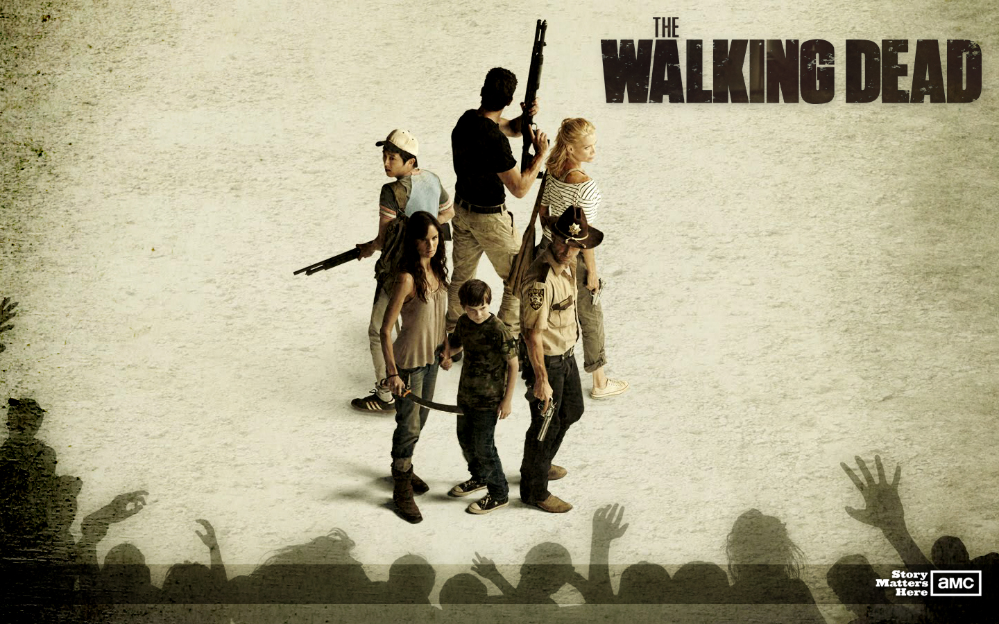 Walking Dead 01 Wallpaper Hd Wallpapers History
