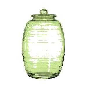 empty pickle jar