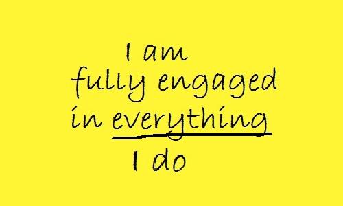 fully engaged