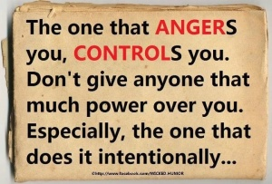 anger controls you