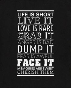 life is short 2