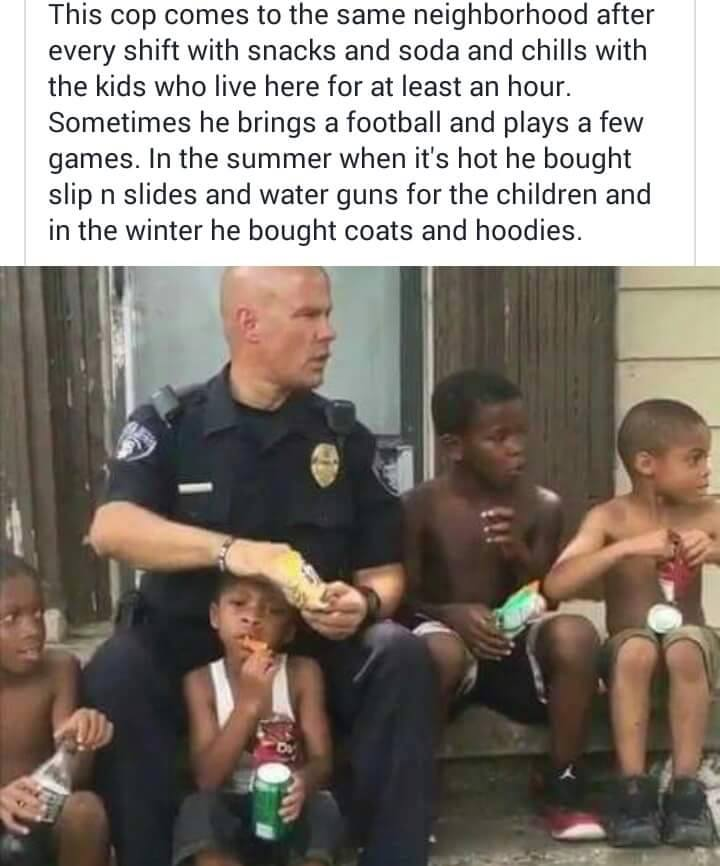 big ups to this officer
