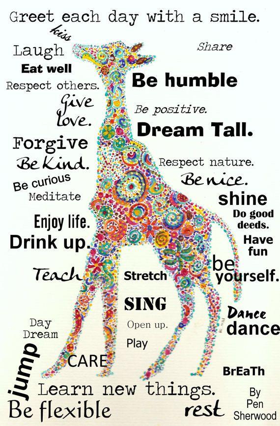 dream tall