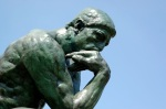 The-Thinker-Pondering-Questions