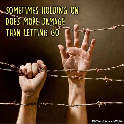 holding-on