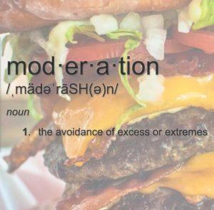 moderation burger